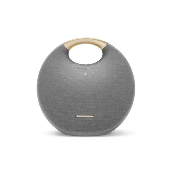 Onyx Studio 6 - Grey - Portable Bluetooth speaker - Hero