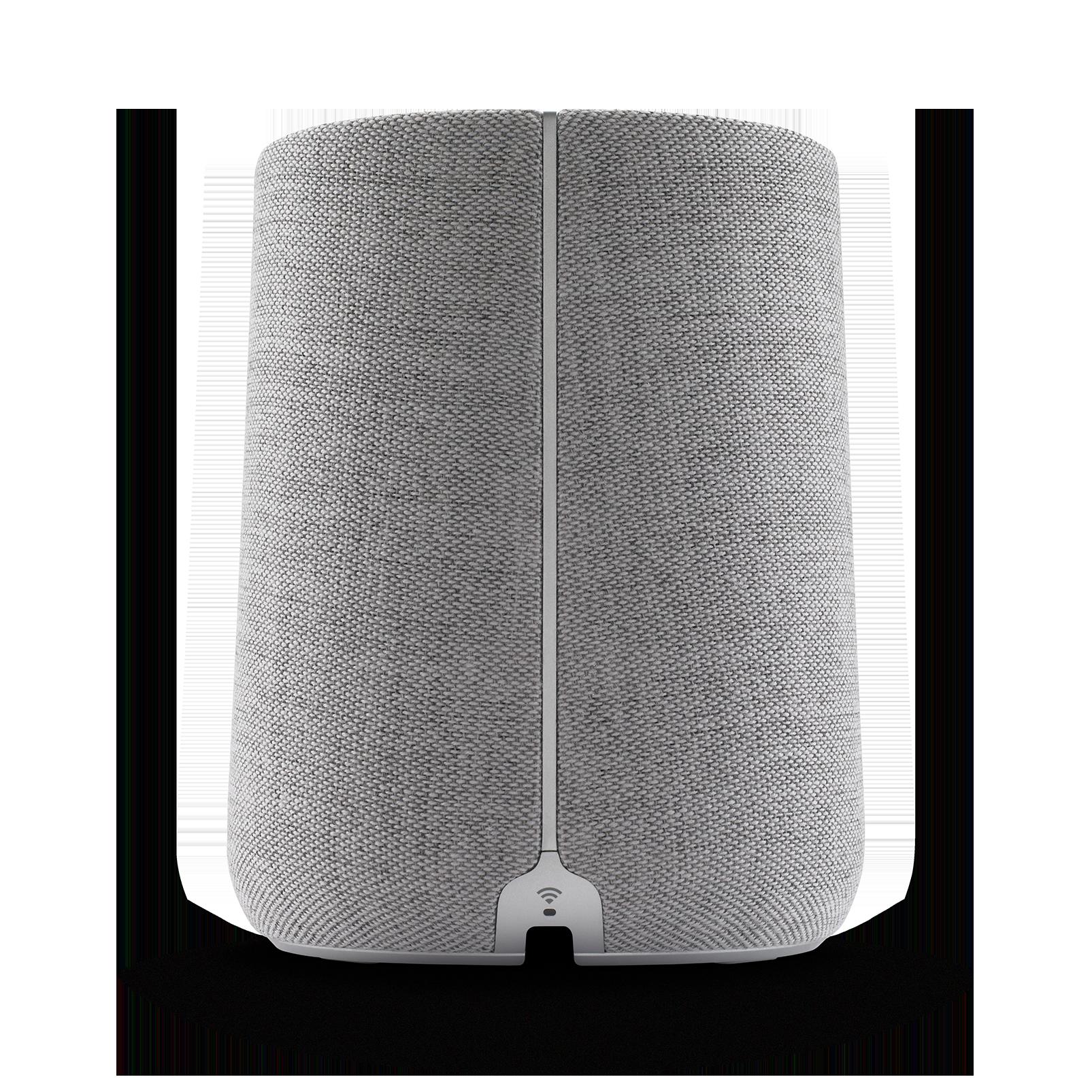 Harman Kardon Citation One MKII - Grey - All-in-one smart speaker with room-filling sound - Back