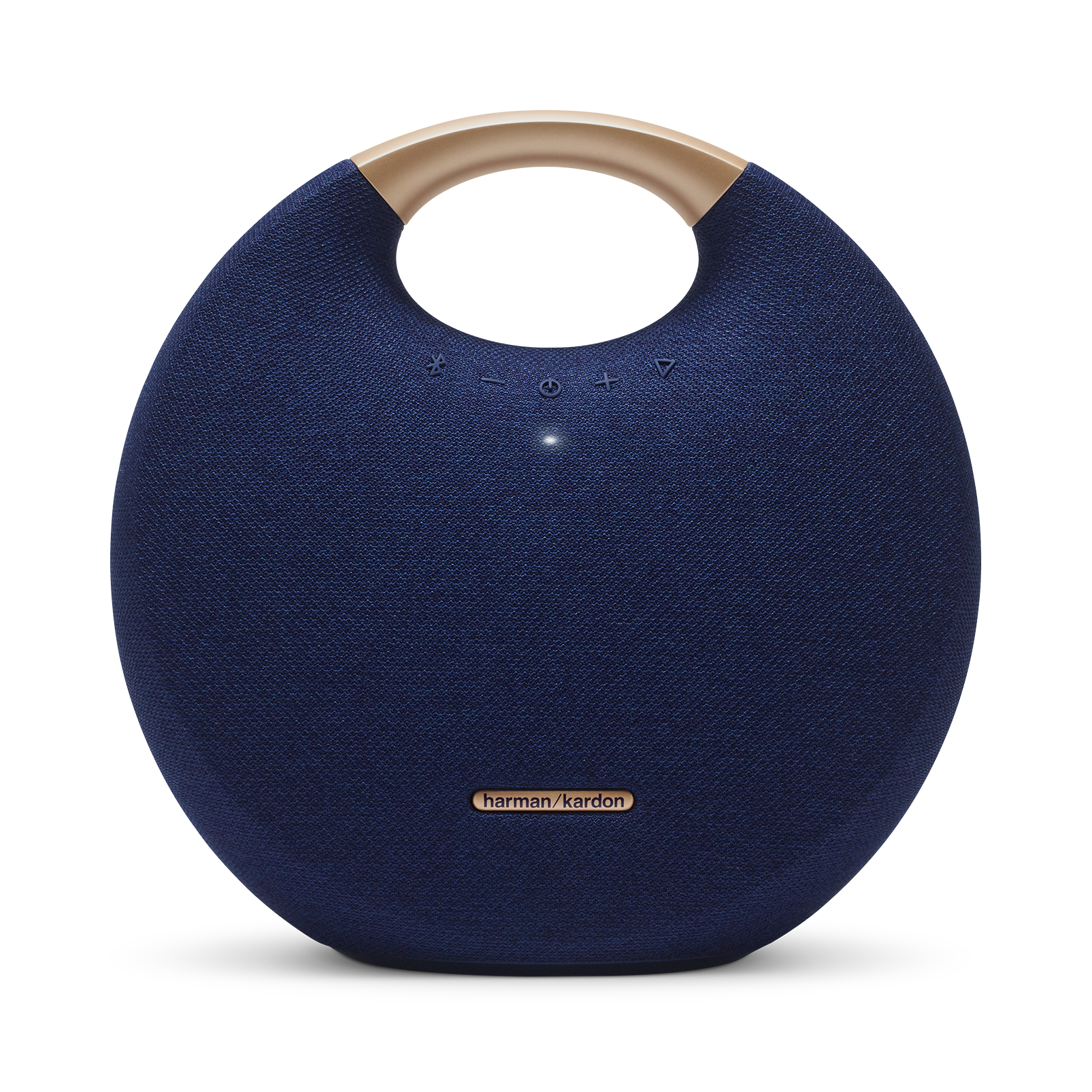 Onyx Studio 5 - Blue - Portable Bluetooth Speaker - Front