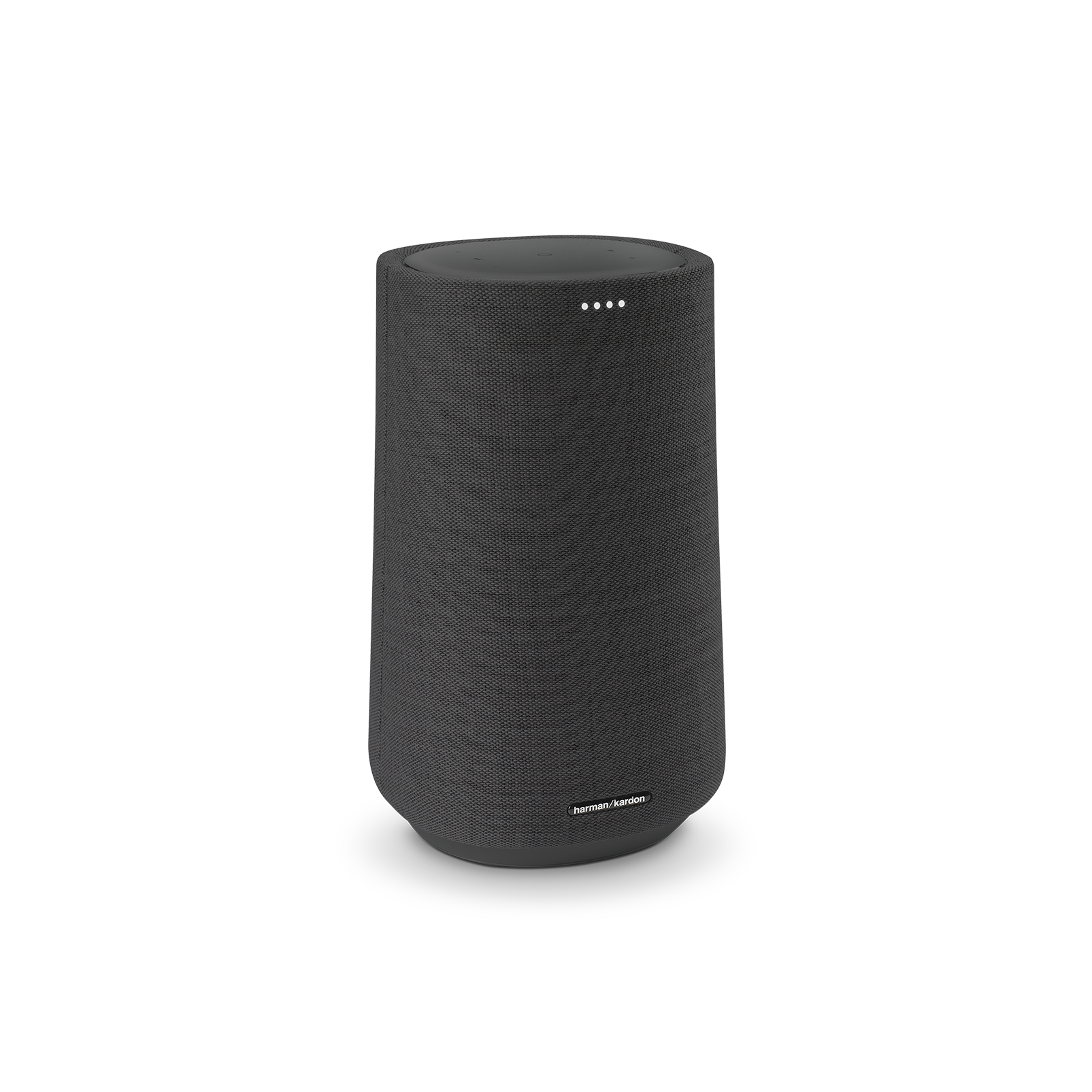 Harman Kardon Citation 100 MKII - Black - Bring rich wireless sound to any space with the smart and compact Harman Kardon Citation 100 mkII. Its innovative features include AirPlay, Chromecast built-in and the Google Assistant. - Hero