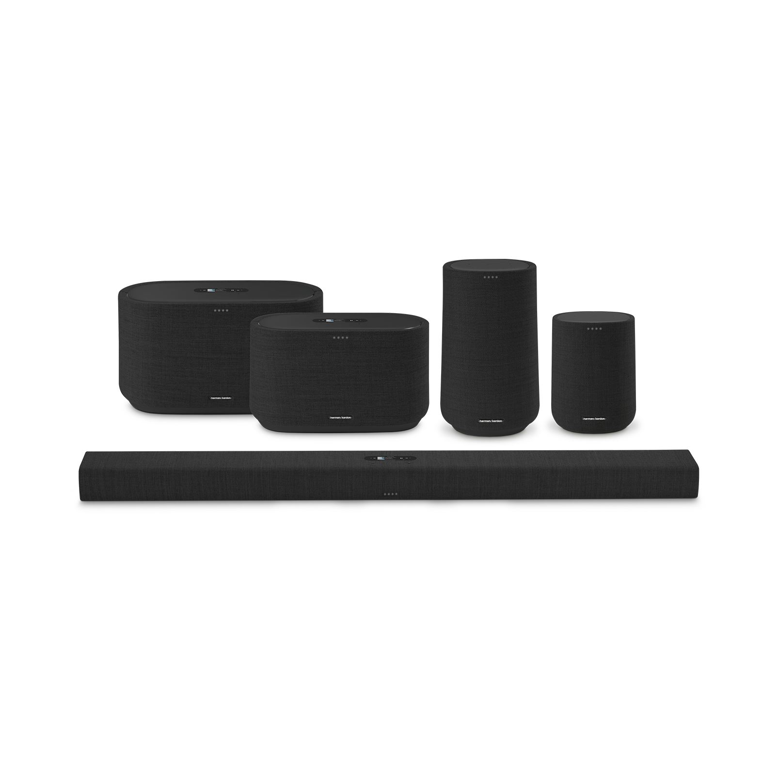 Harman Kardon Citation One MKII - Black - All-in-one smart speaker with room-filling sound - Detailshot 5