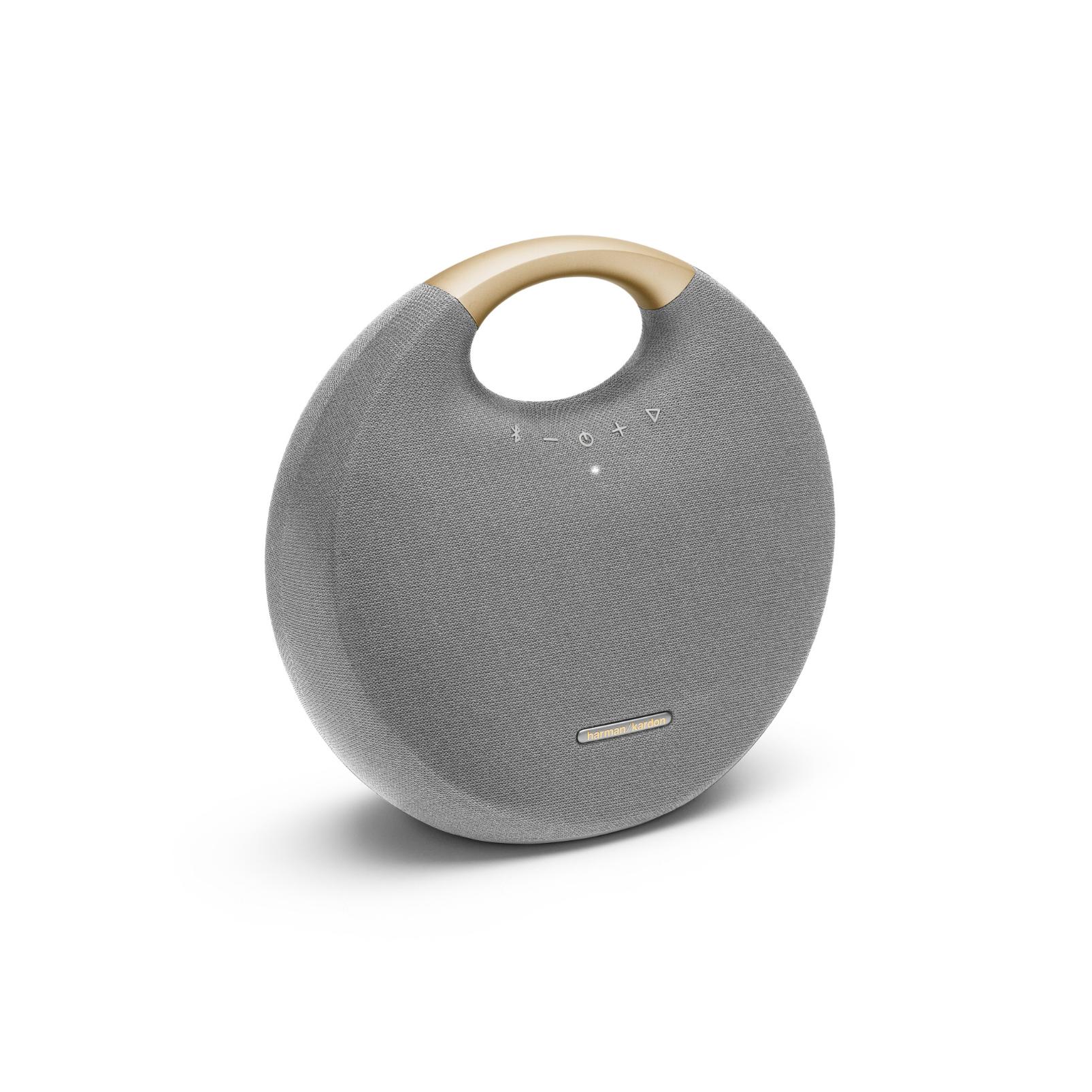 Onyx Studio 6 - Grey - Portable Bluetooth speaker - Detailshot 1
